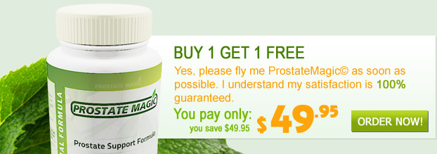 Try our prostate health special offer.